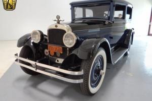 1927 Nash Special Six  Model 333 333