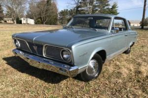 1966 Plymouth Other Valiant Signet