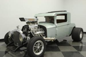 1929 Plymouth 3 Window Coupe Photo