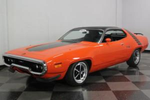 1972 Plymouth Satellite Sebring Plus Photo