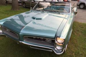 1966 Pontiac Tempest Photo