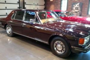 1984 Rolls-Royce Silver Spirit/Spur/Dawn Silver Spirit Photo
