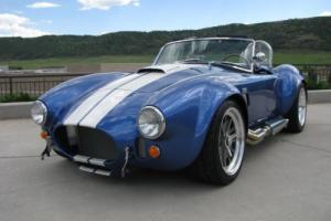 1965 Shelby Backdraft Roadster Photo