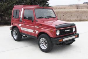 1988 Suzuki Samurai Photo