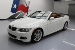 2011 BMW 3-Series 328I CONVERTIBLE HARD TOP M-SPORT NAV
