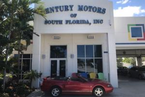 2002 Ford Mustang Deluxe Convertible Leather Photo