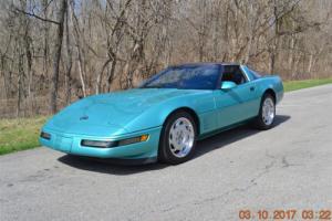 1991 Chevrolet Corvette TARGA COUPE