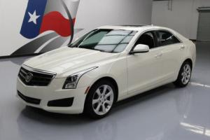 2014 Cadillac ATS 2.0T AWD HEATED SEATS SUNROOF