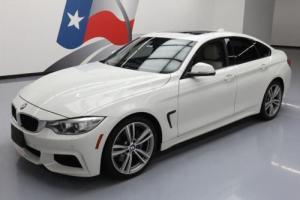 2015 BMW 4-Series 435I XDRIVE GRAN COUPE AWD M SPORT LINE NAV