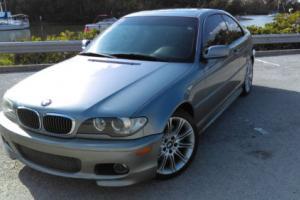 2005 BMW 3-Series ZHP,M3