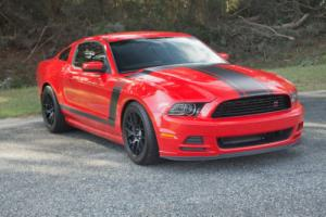 2013 Ford Mustang Boss 302 Supercharged