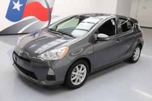 2014 Toyota Prius C THREE HYBRID SUNROOF NAVIGATION