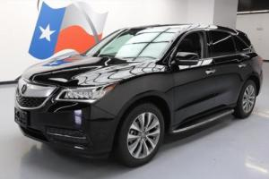 2015 Acura MDX SH-AWD TECH SUNROOF NAV REAR CAM