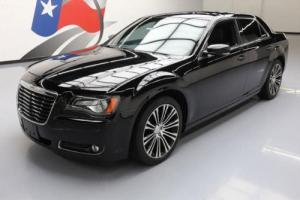 2012 Chrysler 300 Series S PANO SUNROOF NAV BEATS 20'S