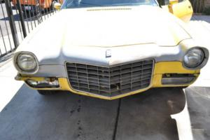 1973 Chevrolet Camaro sport coupe