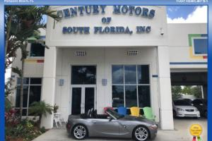 2004 BMW Z4 3.0i SMG CONV 1 OWNER LOW MILES