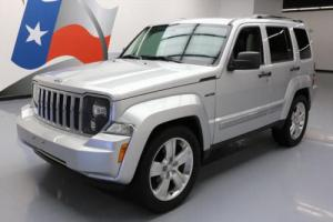 2012 Jeep Liberty JET LIMITED HEATED LEATHER 20'S