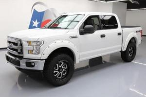 2016 Ford F-150 XLT SUPERCREW 4X4 LIFTED 6PASS 20'S