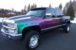 1994 Chevrolet C/K Pickup 1500 1995 1996 1997 1998 chevy 454ss