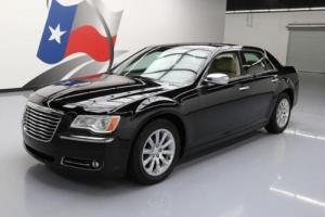 2012 Chrysler 300 Series LIMITED HTD LEATHER REAR CAM