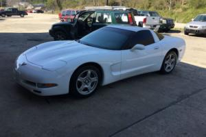 1998 Chevrolet Corvette Coupe Removable Hardtop Roof