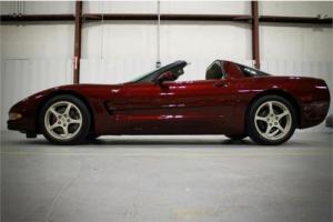 2003 Chevrolet Corvette 50TH ANNIVERSARY COUPE