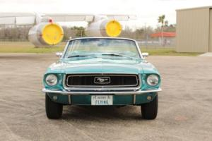 1968 Ford Mustang GT options