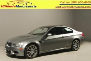 2010 BMW M3 2010 M SPORT MANUAL 6 SPEED NAV CARBON FIBER ROOF