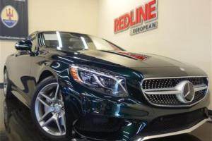 2015 Mercedes-Benz S-Class S550 4MATIC Sports Package