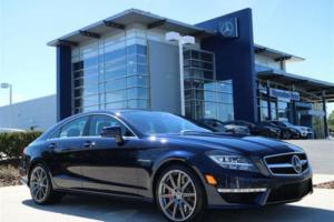 2014 Mercedes-Benz CLS-Class 4dr Coupe CLS63 AMG S-Model 4MATIC