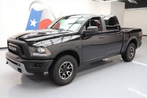 2016 Dodge Ram 1500 REBEL CREW HEMI 4X4 NAVIGATION