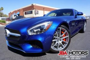 2016 Mercedes-Benz AMG GT 2016 AMG GT S Coupe GTS 1 Owner AZ Car!