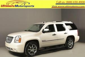 2010 GMC Yukon 2010 DENALI AWD NAV DVD LEATHER HEAT/COOL SEATS
