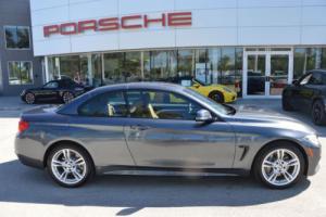 2017 BMW 4-Series 440i xDrive Convertible