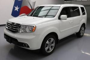 2014 Honda Pilot EX-L SUNROOF HTD LEATHER 8-PASS