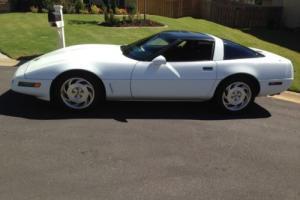 1996 Chevrolet Corvette Targa Photo