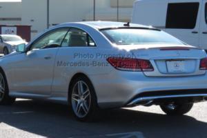 2017 Mercedes-Benz E-Class E 400 RWD Coupe