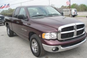2004 Dodge Ram 2500 slt diesel shortbed