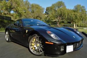 2010 Ferrari 599 GTB FIORANO