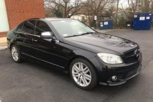 2008 Mercedes-Benz C-Class C300 4dr Sedan 3.0L Luxury 4MATIC