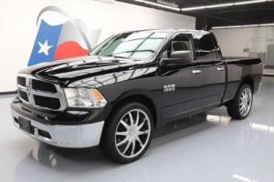 "2014 Dodge Ram 1500 SLT QUAD CAB 6-PASS 24"" WHEELS"