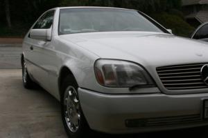 1995 Mercedes-Benz 500-Series S500 COUPE