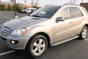 2006 Mercedes-Benz M-Class ML500 4Matic Luxury Sport