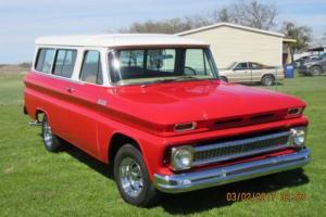 1965 Chevrolet Suburban C-10