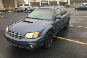 2005 Subaru Baja Turbo Photo
