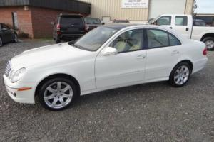 2008 Mercedes-Benz E-Class Luxury 3.5L