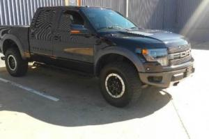 2014 Ford F-150 SVT Raptor 4x4 4dr SuperCrew Styleside 5.5 ft. SB