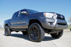 2012 Toyota Tacoma PreRunner TRD
