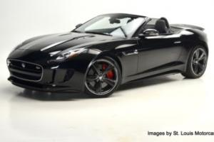 2014 Jaguar F-Type V8 S