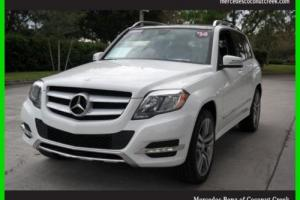 2014 Mercedes-Benz GLK-Class Photo